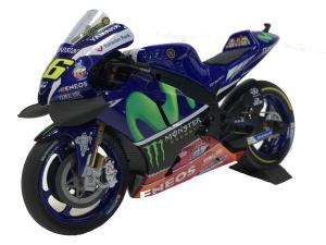 Valentino Rossi Movistar Yamaha Moto GP Free Practice Sepang 2016 1/12
