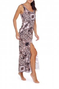Long Dress F**K F20-0488X1