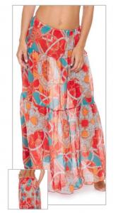 Long Skirt F**K F20-0387X1