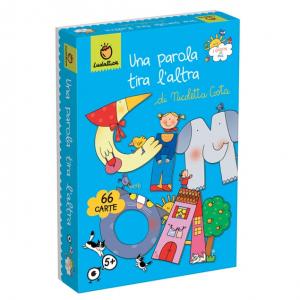 LUDATTICA LE CARTE DI COSTA NICOLETTA - UNA PAROLA TIRA L'ALTRA - 81974