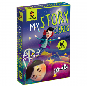 LUDATTICA MY WONDERFUL STORY CARDS 82032