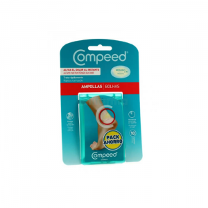 Compeed Medium Fiale 10 Unità