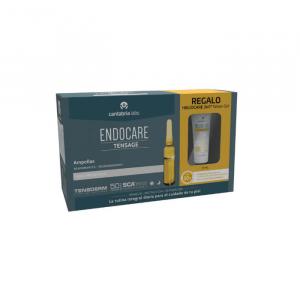 Heliocare Tensage 30 Fiale + gel D'acqua 360º 15ml