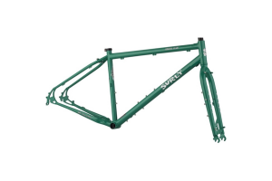 Surly Bridge Club 700c Green - Frameset