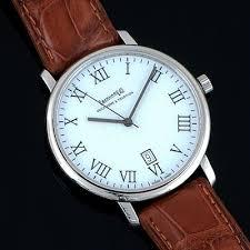 Orologio Eberhard Aliante 21021
