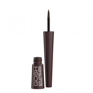 Gosh Eyeliner Pen Liquid Brown 2.5g