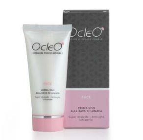 Ocleò - Crema viso alla bava di lumaca 50ml