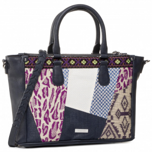 Borsa shopping donna Desigual POURPLE SKIN SAFI