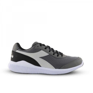 Diadora Eagle 3 Steel Grey/Black da Uomo