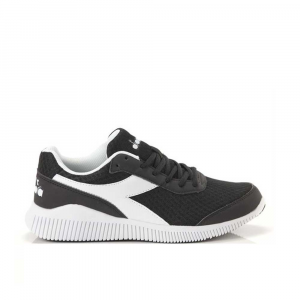 Diadora Eagle 3 Black/White Unisex