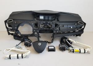 Kit airbag completo lancia ypsilon anno 2015 originale