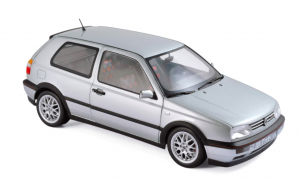 VW Golf GTI 20th anniversary 1996 Silver Edition 1/18