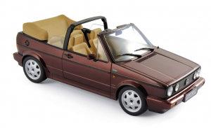 Volkswagen Golf Cabriolet Classic Line 1992 Red Metallic 1/18