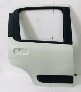 Porta Portiera Sportello Posteriore DX Fiat Panda Con Fascia 4X4 Anno 2016