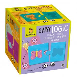 LUDATTICA BABY LOGIC - LE SAGOME 81820