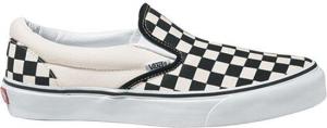 Vans Classic Slip-on Scacchi White
