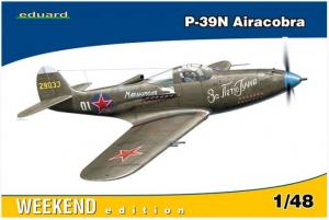 P-39N Airacobra