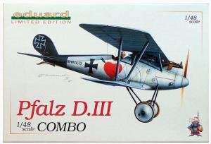 Pfalz D. III Combo