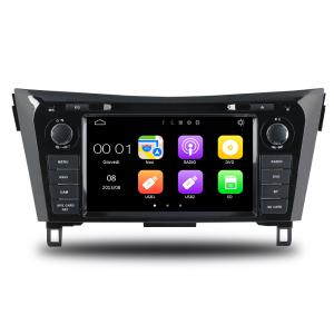 Autoradio 2 DIN navigatore per Nissan Qashqai Nissan X-Trail2014 2015 2016 2017 2018 GPS DVD USB SD Bluetooth