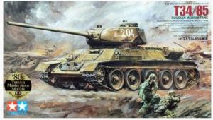 Russian Medium Tank T34/85