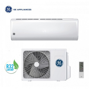 Climatizzatore General Electric serie 2020, Ge Appliances Inverter Serie Energy Ges-Nig25in Da 9000 Btu In A++/A+ E Gas R32