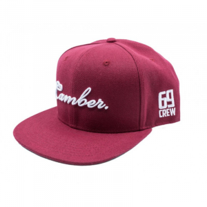 Cappello CAMBER Bordeaux