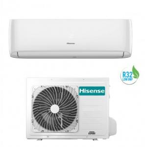 Climatizzatore Condizionatore Hisense Inverter Easy Smart Da 9000 Btu, NUOVO MODELLO 2020 ,Ca25yr01g Classe A++/A+ Gas R-32 -