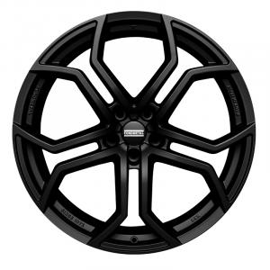 Cerchi in lega  Fondmetal  9XR  20''  Width 9.00   5x112  ET 35.00  CB 75.0 Ring Seat    Matt Black