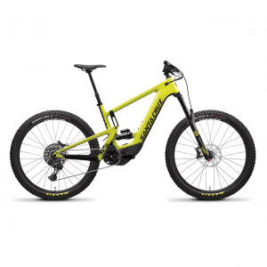 SANTA CRUZ HECKLER CC R-KIT YELLOW 27 SIZE M BICI EBIKE