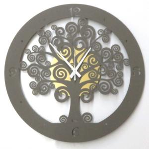 Orologio da parete albero della vita 45cm