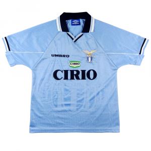 1997-98 Lazio Maglia home M