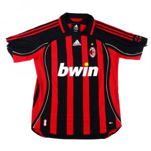 2006-07 Ac Milan Maglia Home L