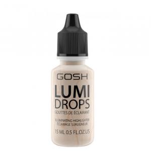 Gosh Lumi Drops Illuminating Highlighter 002 Vanilla 15ml