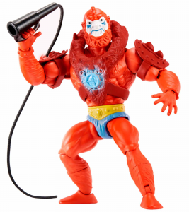 Masters of the Universe ORIGINS: BEAST MAN by Mattel 2020