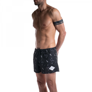 Costume mare uomo Mermaid Short in Poliestere Riciclato