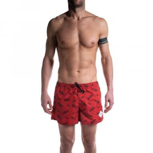 Costume mare uomo Kahala Fish Short in Poliestere Riciclato
