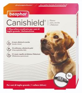 Beaphar Canishield collare antiparassitario  L