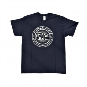 T-Shirt T-ONE for man - Blu