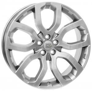 Cerchi in lega WSP Italy  PAN23LR57   18''  Width 8.0   5x108  ET 45  CB 63,4    Silver