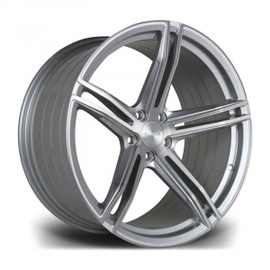 Cerchi in lega  Riviera  RF103  19''  Width 8.5   5X120  ET 35  CB 73.1    Platinum Brushed