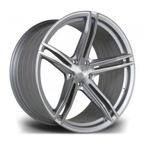 Cerchi in lega  Riviera  RF103  19''  Width 9.5   5X120  ET 35  CB 73.1    Platinum Brushed