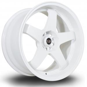 Cerchi in lega  Rota  GTR-D  18''  Width 10   5x114  ET 35  CB 73    White