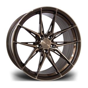 Cerchi in lega  Riviera  RF107  20''  Width 8.5   5X112  ET 35  CB 73.1    Bronze Black
