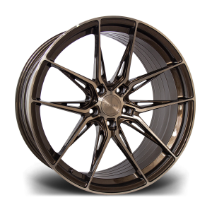 Cerchi in lega  Riviera  RF107  20''  Width 8.5   5X120  ET 35  CB 72.6    Black Bronze