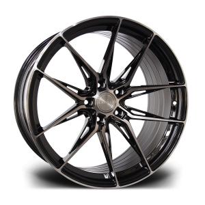 Cerchi in lega  Riviera  RF107  20''  Width 8.5   5x120  ET 40  CB 72.6    Black Polished Dark Tint
