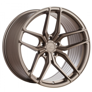 Cerchi in lega  Z-Performance  ZP2.1 Deep Concave   19''  Width 8.5   5x112  ET 45  CB 66.6    FlowForged Matte Carbon Bronze