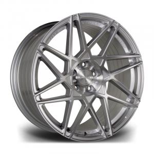 Cerchi in lega  Riviera  RF2  19''  Width 9.5   5X120  ET 38  CB 73.1    Platinum Brushed