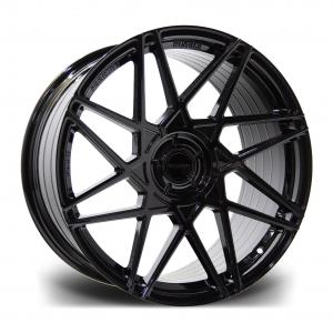 Cerchi in lega  Riviera  RF2  20''  Width 10   5X120  ET 38  CB 72.5    Gloss Black