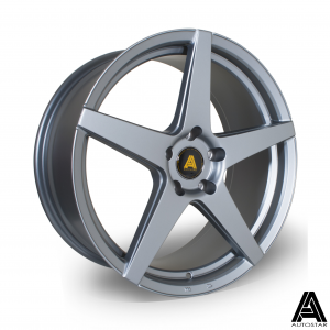 Cerchi in lega  Autostar  Chicane  19''  Width 8.5   5x120  ET 35  CB 74,1    FGunmetal