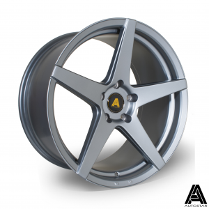 Cerchi in lega  Autostar  Chicane  19''  Width 9.5   5x120  ET 35  CB 74,1    FGunmetal